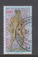 Vatican City S 826 1987 Olimphilex .500 Lire Used - Vatikan