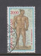 Vatican City S 827 1987 Olimphilex .2000 Lire Used - Vatikan