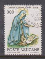 Vatican City S 845 1988 Marian Year. 300 Lire Used - Vaticano (Ciudad Del)