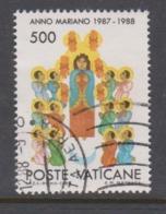 Vatican City S 846 1988 Marian Year. 500 Lire Used - Vatican