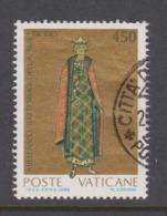 Vatican City S 850 1988 Baptism Of The Rus' Of Kiev. 450 Lire Used - Vatican