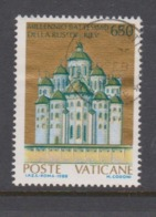 Vatican City S 851 1988 Baptism Of The Rus' Of Kiev,650 Lire Used - Vatican