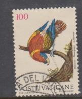 Vatican City S 868 1989 Birds. 100 Lire Used - Vatikan