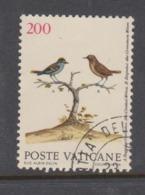 Vatican City S 870 1989 Birds. 200 Lire Used - Vatikan