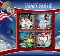 Maldives 2019   Richard F. Gordon Jr ,space S201910 - Maldives (1965-...)