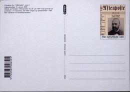 Denmark Postal Stationery 2000   ( Lot 1950 ) - Interi Postali