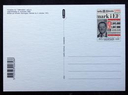 Denmark Postal Stationery 2000   ( Lot 6457 ) - Interi Postali