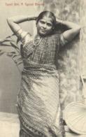 Tamol Girl A Typical Beauty RV - Sri Lanka (Ceylon)
