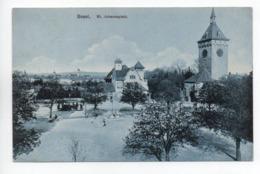 Basel St.Johannsplatz Tram 1910.....414 - BS Basel-Stadt