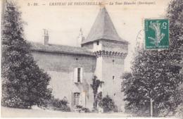BERG19-  LA TOUR BLANCHE    EN DORDOGNE CHATEAU DE THEINTHEILLAC CPA  CIRCULEE - Non Classés
