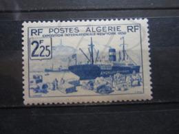 VEND BEAU TIMBRE D ' ALGERIE N° 157 , XX !!! - Ongebruikt