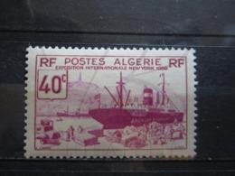 VEND BEAU TIMBRE D ' ALGERIE N° 154 , XX !!! - Ongebruikt