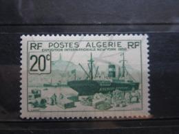 VEND BEAU TIMBRE D ' ALGERIE N° 153 , XX !!! - Ongebruikt