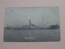 WESTMOOR ( Ferd. Claes Antwerpen ) Anno 19?? > Antwerpen ( Zie/voir Foto Voor Details ) ! - Koopvaardij