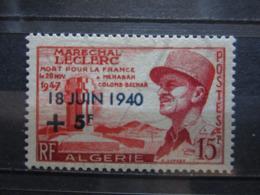 VEND BEAU TIMBRE D ' ALGERIE N° 345 , XX !!! - Ongebruikt