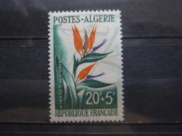 VEND BEAU TIMBRE D ' ALGERIE N° 351 , XX !!! - Unused Stamps