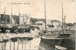 ILE DE GROIX PORT TUDY - France