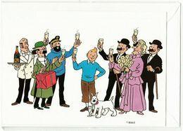 Tintin Postogram 1992, Neuf Sous Emballage D'origine. - Postkaarten