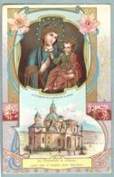 Cartolina La S.S. Vergine Della Consolata Di Torino - Viaggiata - 1918 - - Chiese