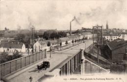 62 - ARRAS - 157 - Vue Générale Du Faubourg Rouville - Arras