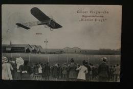 Colner Flugwoche / Blériot Fliegt - Demonstraties