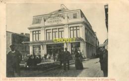 85 Les Sables D'Olonne, Grand Magasin Des Nouvelles Galeries Inauguré En 1906 - Sables D'Olonne