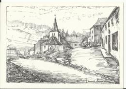 """GRUMELANGE - Auberge """"Au Canard Sauvage"""" - MARTELANGE - Martelange"""
