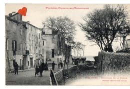 03351-LE-66-PYRENEES-ORIENTALES (ROUSSILLON)-COLLIOURE-BOULEVARD DE LA MARINE-----------animée - Collioure