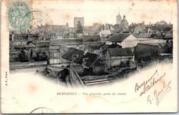 45 BEAUGENCY - Vue Générale Prise Du Viaduc. - Beaugency