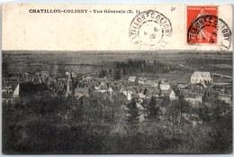45 CHATILLON COLIGNY - Vue Générale N°1 - - Chatillon Coligny