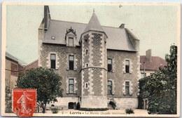 45 LORRIS - La Mairie, Facade Intérieure. - France
