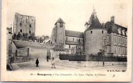 45 BEAUGENCY - Vue D'ensemble - Tour, église, Château. - Beaugency
