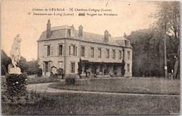 45 CHATILLON COLIGNY - Château De GEVRILS - Chatillon Coligny