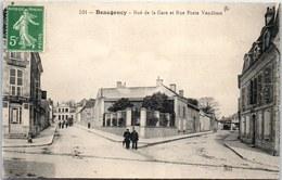 45 BEAUGENCY - Rue De La Gare & Porte De Vendome. - Beaugency