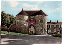 REF 446 : CPSM 89 JOIGNY La Porte Du Bois - Joigny