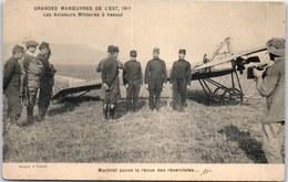 70 VESOUL - Grande Manœuvres 1911, Revue Des Réservistes - Vesoul