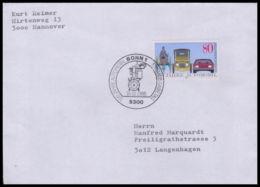 Bund 1986, Mi. 1268 FDC - [7] République Fédérale