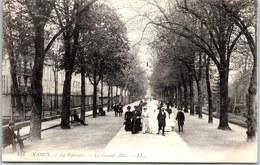 54 NANCY - La Grande Allée [REF/S008026] - Nancy