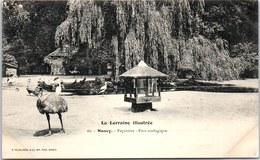 54 NANCY - Parc Zoologique [REF/S008030] - Nancy