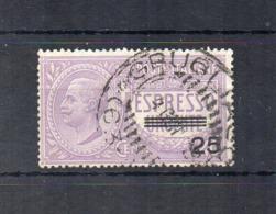 Italia - Regno - 1917 - Espresso Urgente - 25 C. Su 40 C. - NON EMESSO - Usato - (FDC18413) - 1900-44 Victor Emmanuel III.