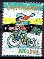 DENMARK # CHRISTMAS STAMPS FROM 1996 - Danemark