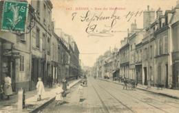 REIMS - Rue Du Barbâtre. - Reims