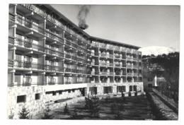 1218 - PESCASSEROLI L'AQUILA GRAND HOTEL DEL PARCO 1950 CIRCA - L'Aquila