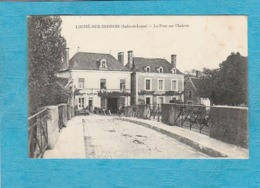 Loché-sur-Indrois ( Indre-et-Loire ). - Le Pont Sur L'Indrois. - Francia