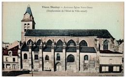 78 MEULAN - L'église  [REF/S009613] - Meulan