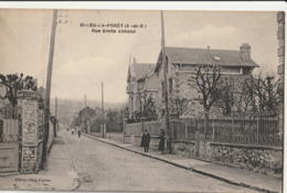 SAINT LEU LA FORÊT  Rue Emile Aimond - Saint Leu La Foret
