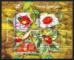 Albania Nº HB-118 (año 2004) Nuevo Cat.10€ - Albania