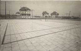 Hotel Groenendyck - Hotel Groenendijk-Plage Vue Générale Des Tennis - Fotokaart - Carte Photo - Oostduinkerke - Oostduinkerke