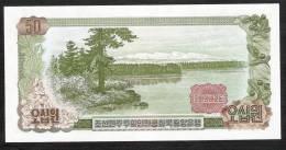 KOREA NORTH  P21c   50   WON   1978     UNC. - Corée Du Nord