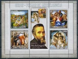 [401541]TB//**/Mnh-Sao Tomé-et-Principe 2006 - Michelangelo Antonioni, Tableau - Peinture - Art - Arte